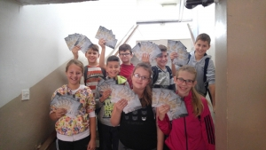 "eTwinning projekt: ""Travelling around Europe in a postcard"""