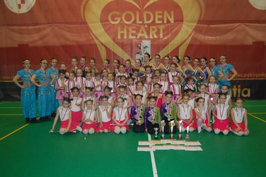 International Majorette Festival GOLDEN HEART